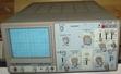 BK Precision dual trace oscilloscope.