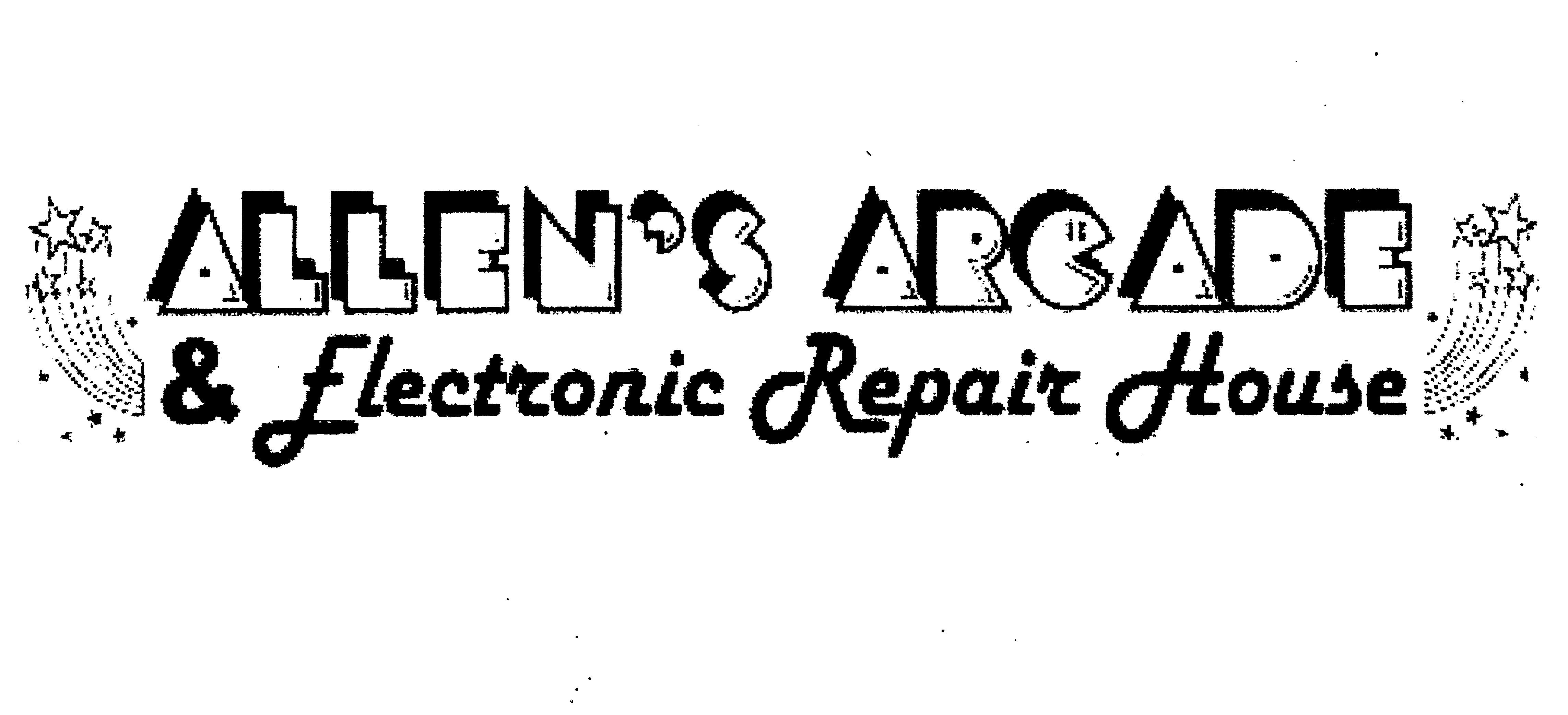 Arcade game repair home and business